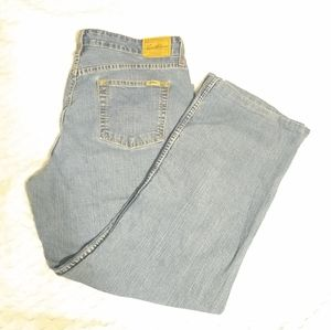 [Levi's] Vintage Signature light wash jeans.